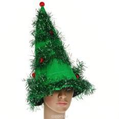 Маскарадная шляпа Елка