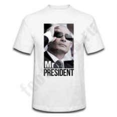 Футболка Mr. President