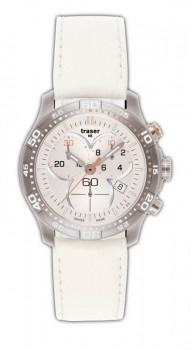 Женские наручные часы Traser Ladytime Chronograph Silver