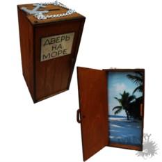 Копилка - сувенир Дверь на море