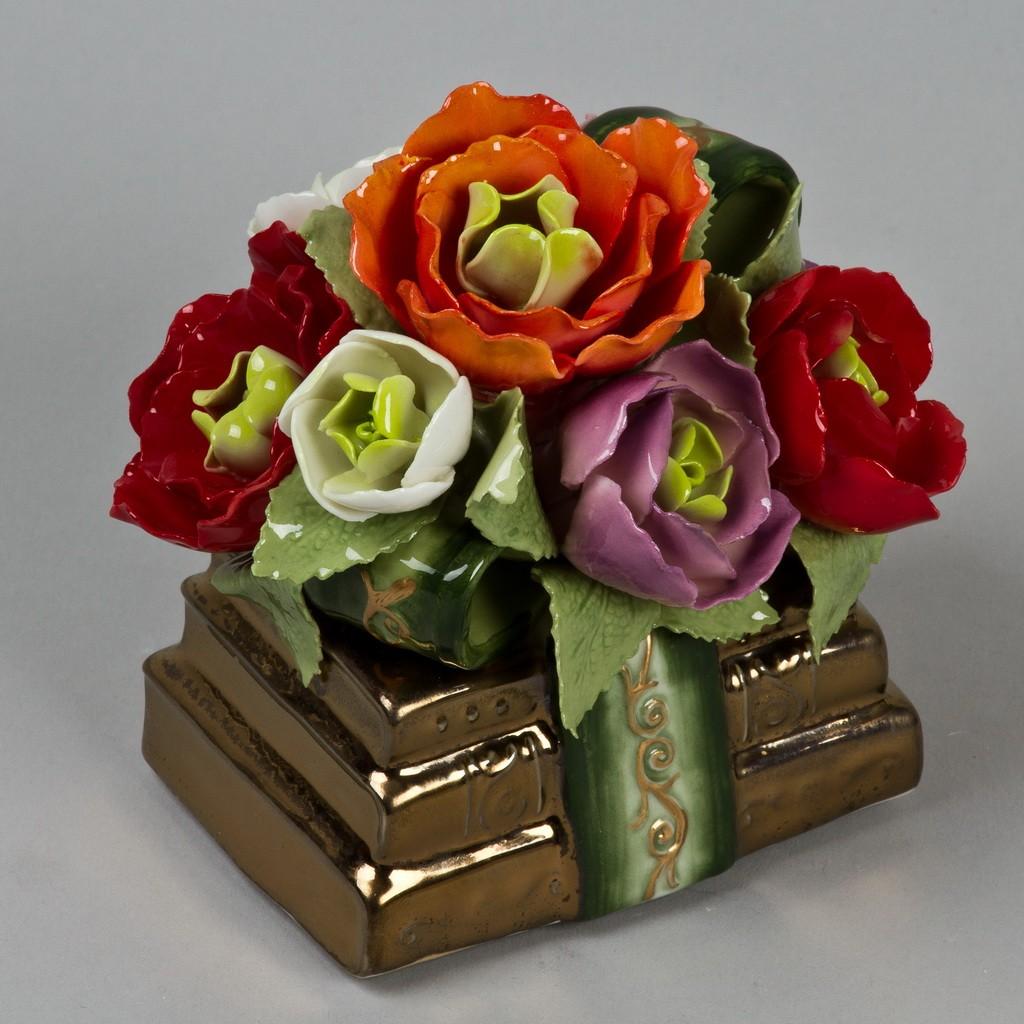 Музыкальная композиция Цветы и книги
