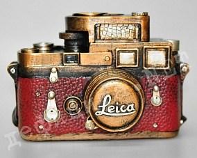 Копилка в стиле ретро «Фотоаппарат. 50-е годы»