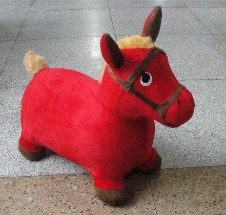 Лошадка-попрыгунчик в чехле
