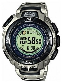 Мужские наручные часы Casio PRW-1500T-7V