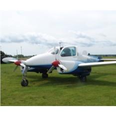 Подарочный сертификат 20-60 минут полета на Morava L200