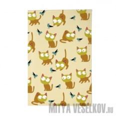 Обложка для паспорта Рыжие кошки
