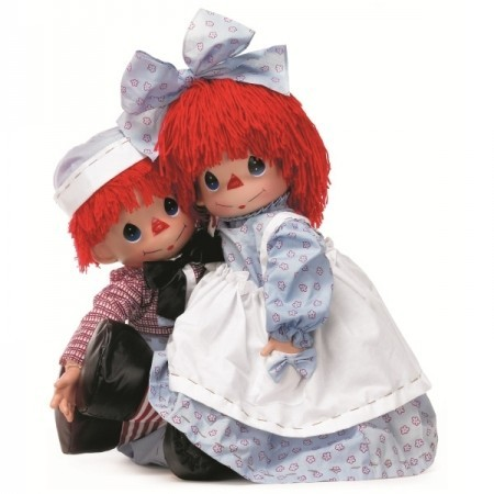 Кукла Timeless Traditions - Raggedy Ann & Andy