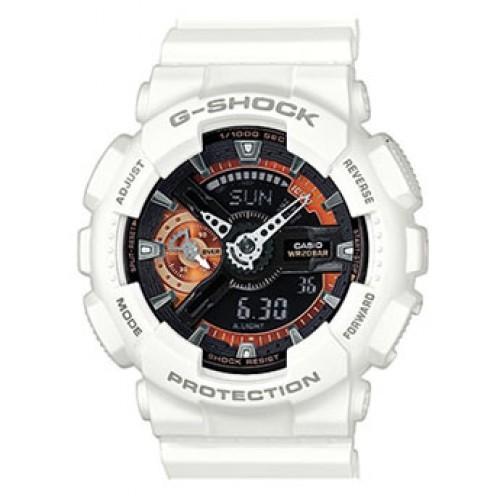 Женские наручные часы Casio G-Shock GMA-S110CW-7A2