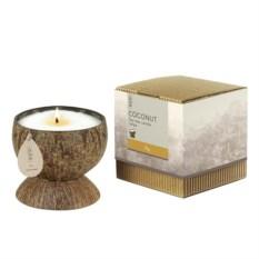 Свеча в кокосе Инжир
