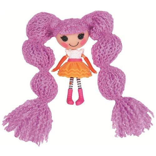 Кукла  Mini Lalaloopsy Волосы - нити