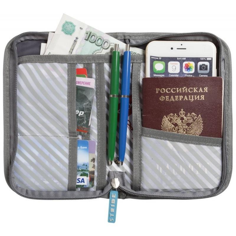 Органайзер для путешествий Prestwick RFID