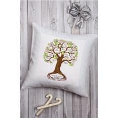 Декоративная подушка с вашим именем Семейное древо