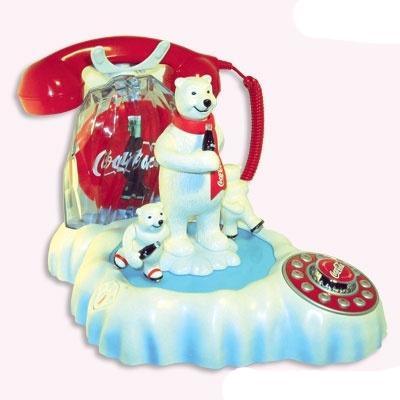 Телефон «Всегда кока-кола»