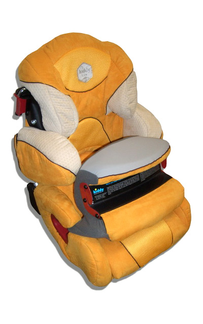 Детское автомобильное кресло KIDDY Life Pro
