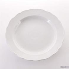 Глубокая тарелка Рококо Ресторанный
