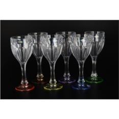 Набор бокалов для вина Сафари. Ассорти