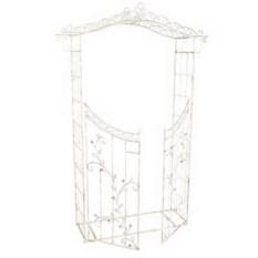 Декоративные ворота для сада 220 см
