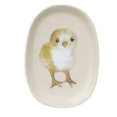 Тарелка Wildlife Цыплёнок