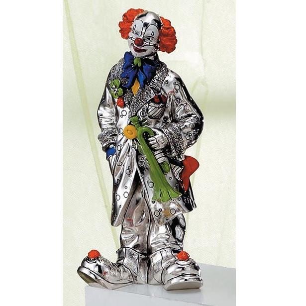 Статуэтка Клоун с дудкой