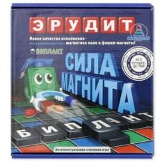 Настольная игра «Магнитный Эрудит»