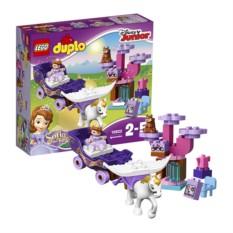 Конструктор Lego Duplo Волшебная карета Софии Прекрасной