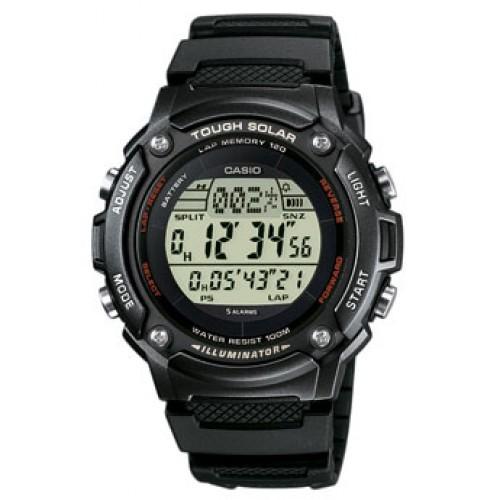 Мужские наручные часы Casio Standart Digital W-S200H-1B