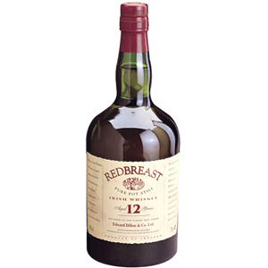 Redbreast. Pure Pot Still Irish Whiskey