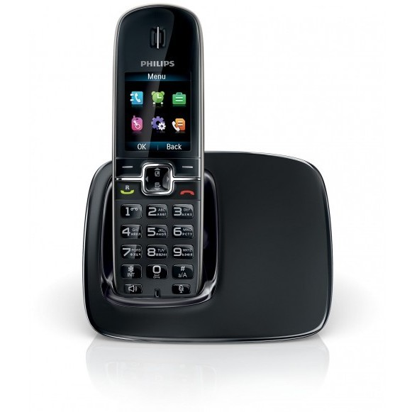 Беспроводной телефон Philips DECT CD4911B/51