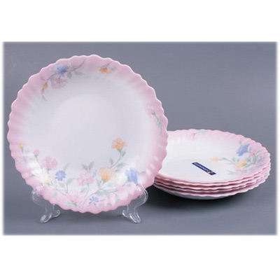 Набор суповых тарелок из 6  шт.«Элиз»