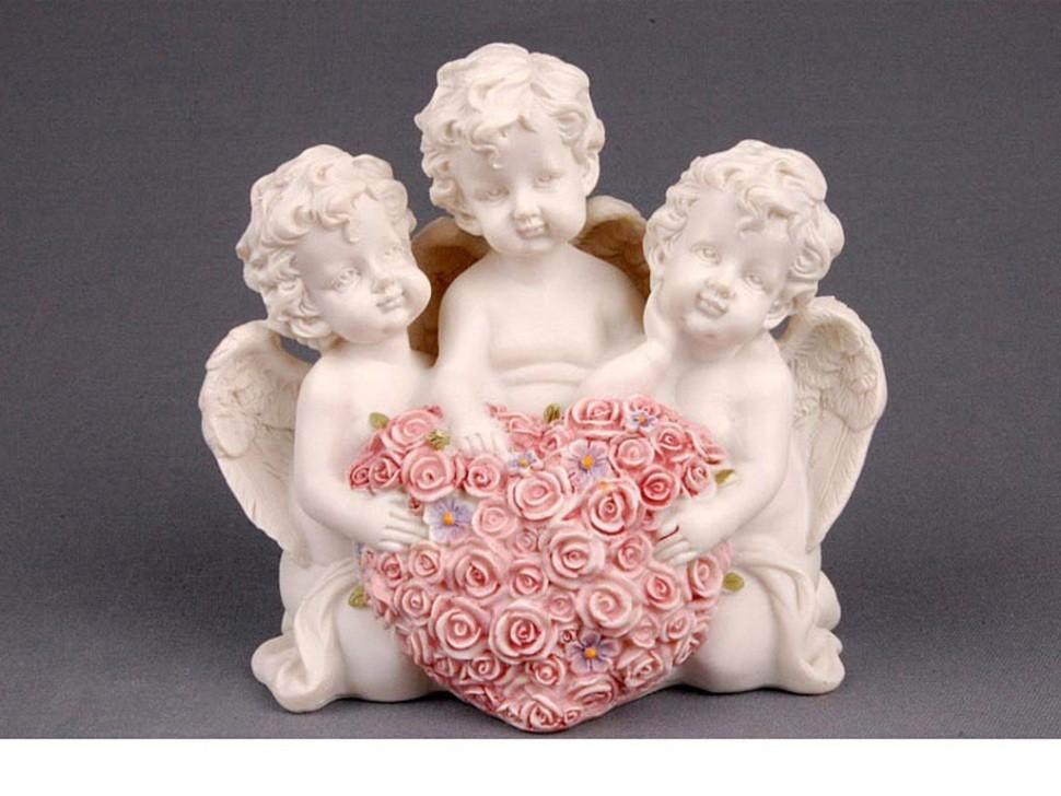 Можно ли дома держать статуэтки ангелов