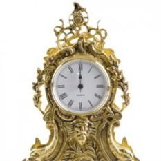 Бронзовые каминные часы Gift