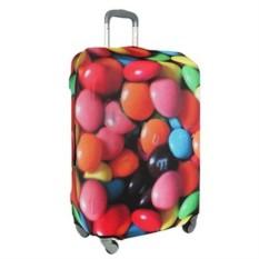 Большой чехол для чемодана Travel M&M's