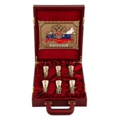 Подарочный набор в кейсе Слава русскому оружию
