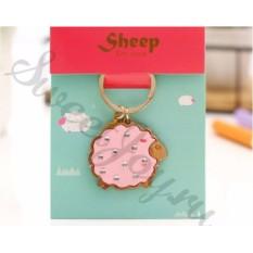 Брелок для ключей Sheep – Pink