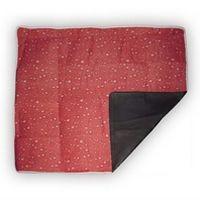 Кемпинговый коврик красный