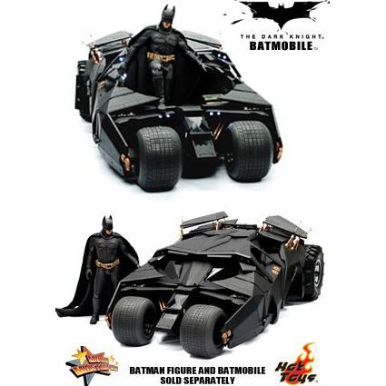 The Dark Knight: Batmobile