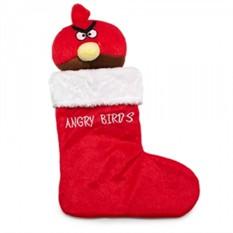Новогодний носок Red, cерия Angry Birds
