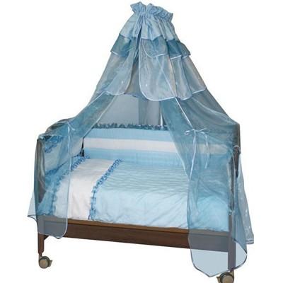Комплект в кроватку «Принцесса»