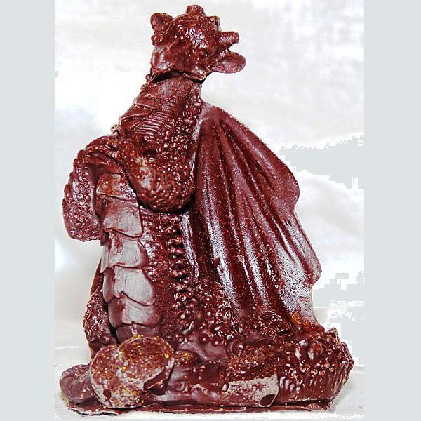 Шоколадный Дракончик
