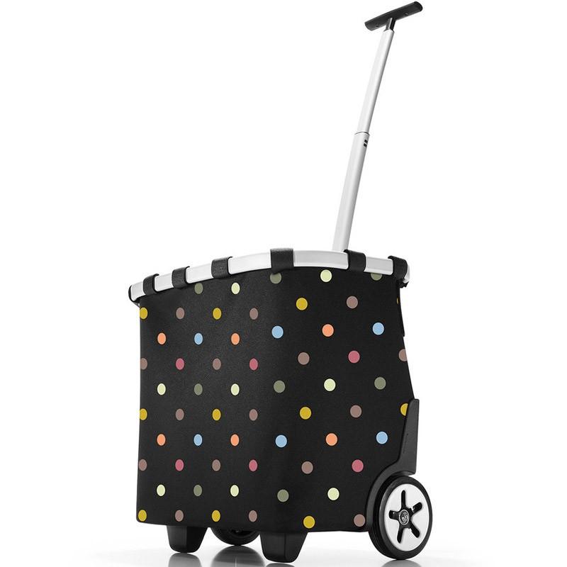 Сумка-тележка Carrycruiser dots