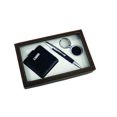 Набор: рамка для фотографии, ручка, брелок