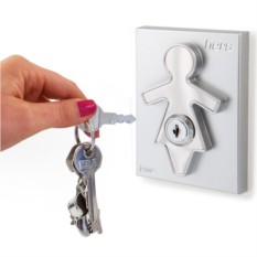 Держатель для ключей Девочка Her Keyholder