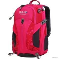 Розовый рюкзак Polar School