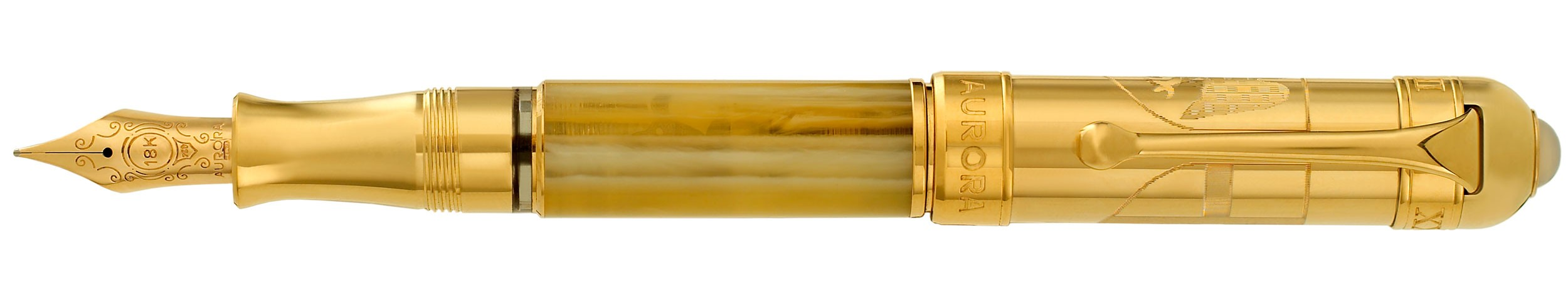 Перьевая ручка Aurora Papa