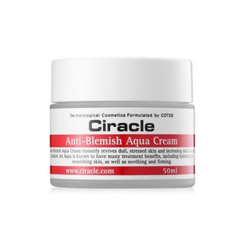 Увлажняющий крем с алоэ для проблемной кожи лица Ciracle