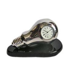 Часы «Лампочка»