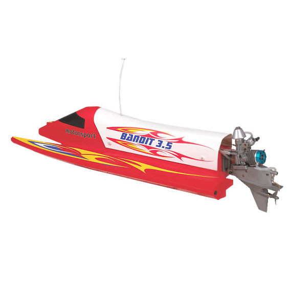 Радиоуправляемый катер BANDIT