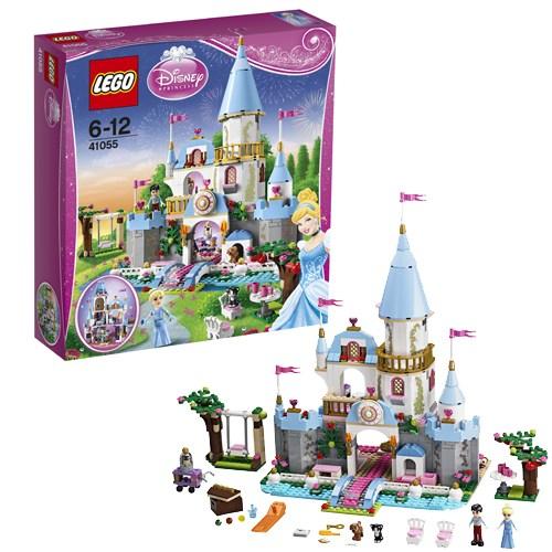 Конструктор Lego Disney Princesses Золушка на балу