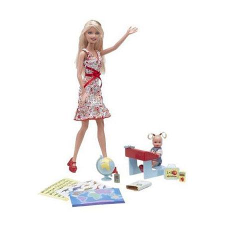 Барби «Учительница»
