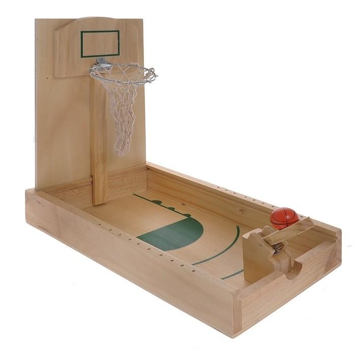 Настольная игра Пинбол-баскетбол